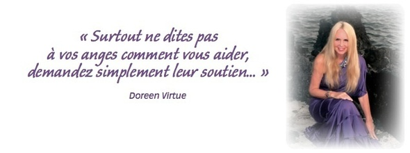 Doreen Virtue: Sagesse angélique