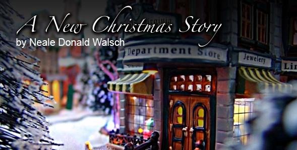 Neale Donald Walsch: Une nouvelle histoire de Noël