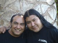 Don Miguel et Don José Ruiz