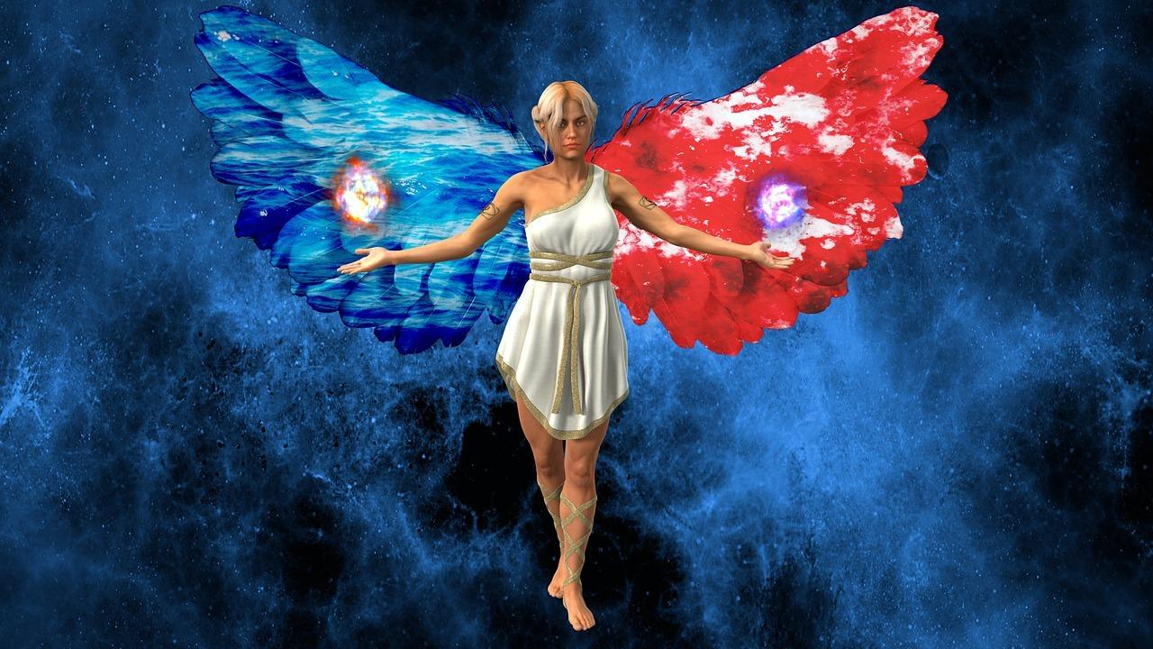 Message des anges au sujet des événements survenus à Nice